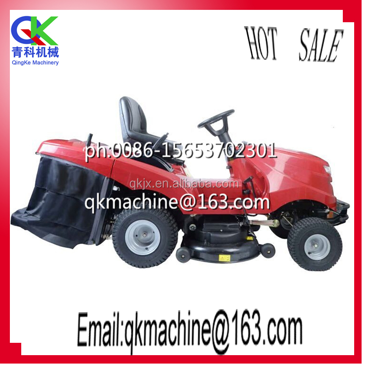 China manufacturer supply Riding Lawn Mower,hydraulic electric mower,Lawn mower