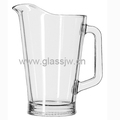 Wholesale 1000ml Glass Jug With Handle