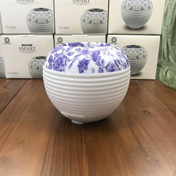 flowerpot type Bluetooth speaker
