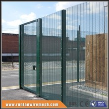 358 security mesh panel fence & gates