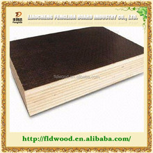 Good quality cheap aluminum faced plywood supplier plywood