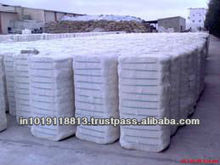 Cotton Bales From Ginning