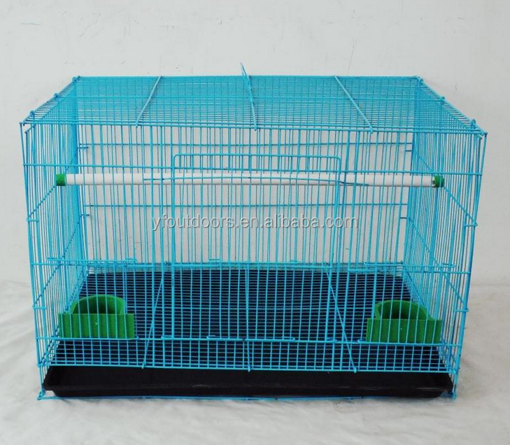 Cheap and breeding bird cage materials wire