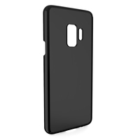 Alibaba best sellers mobile phones stick leather/wood/carbon fiber phone case for samsung galaxy S9/ S9 plus