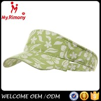 fashion women sun visor hat