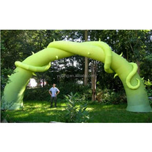 Inflatable Garden Arch/ Vines Plants Inflatable Arch For Sale K4071