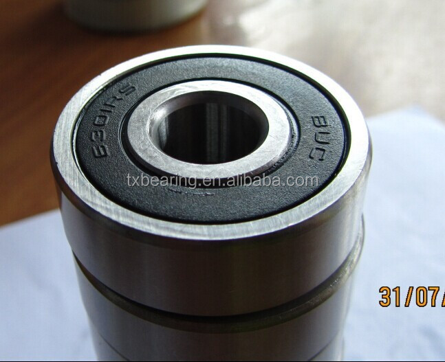 6301-2rs automobile front wheel bearing