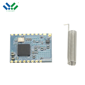LoRa wireless ultra long-range 3km 433MHz 470MHz 868MHz sensor module by SX1278