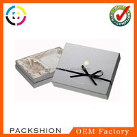 Logo Hot Stamping Cosmetic Packing Box for Perfume/Essential Oil/Cream