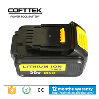 DEWALT DCD771C2 20V MAX Lithium-Ion battery pack for dewalt 20 volt Compact Drill/Driver Kit