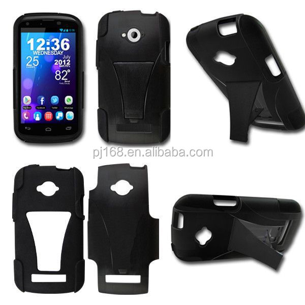 T stand robot hybrid combo kickstand cover case for Motorola Droid mini xt1030