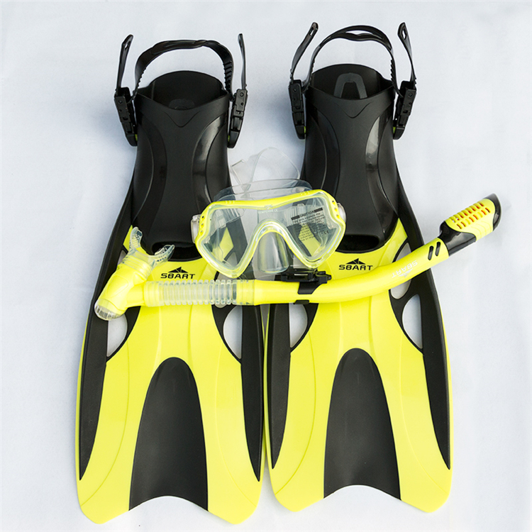 Comfortable professional dive equipment,diving set,free diving fins