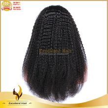 Thick Human Hair Top Closure Lace Wigs Lace Front Wigs