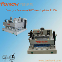 Stencil printing machine /Semi automatic screen printer