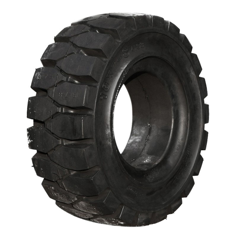factory good quality solid tire 6.50-10