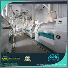Fully Automatic Turnkey plant projects wheat flour mill complete flour mill machine wheat rotary valve for lentils / cereal mill