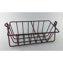 Cheap Wire basket for retain wall Iron Storage Basket