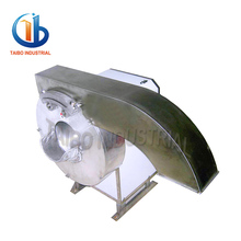 Commercial potato chips cutter/industrial vegetable cutter also for sweet potato, turnip, cassava