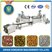 Stainless steel automatic dog food production equipment