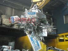 QJMW Electro Lifting Magnet for Excavator / Metal Scrap Lifting