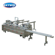 Oreo Biscuit Cream Sandwiching Filling Machine Production Line