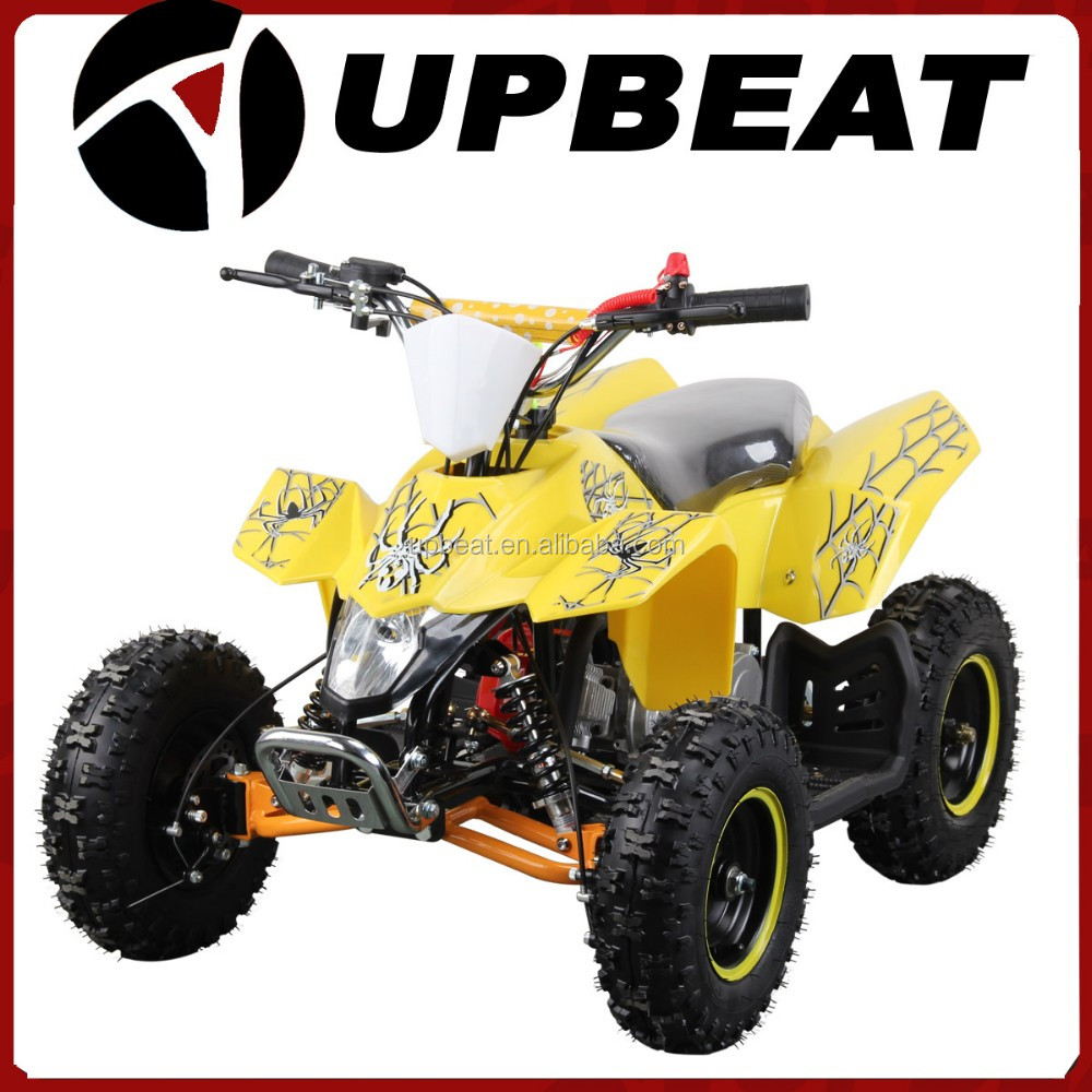 Upbeat two stroke 49cc mini quad kids ATV for sale cheap