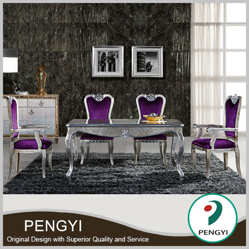 Dinning Room Furniture Dinning Table Set Wood Dinning Table and Chair