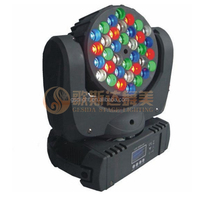2016 Mini 36x3W Beam lighting for dj Club,moving head 4in1 stage decor lighting 36x10w led moving head