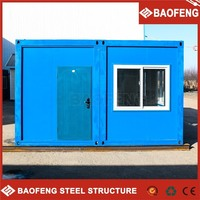 high-qualified luxury foldable prefab home wood pellet boiler