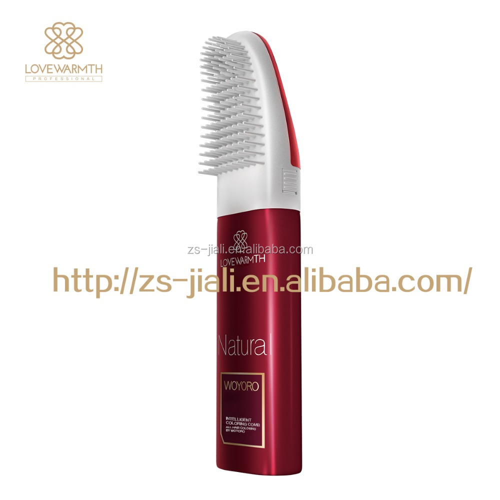 New Product Intelligent Coloring Hair Comb For Hair Highlight 40ml+ ...