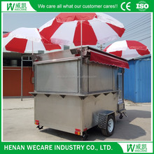 Customized Mobile Fashionable Food Cart