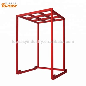 hot metal stackable pallet rack for warehouse