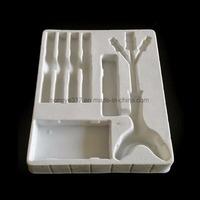PS Flockingwhite Dental Medicine Hardware Tools Product Blister Packaging Tray