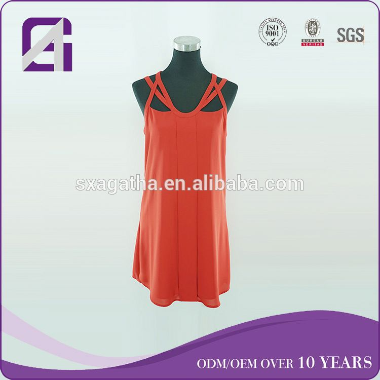 Sample quality halter masakali dress for wholesale