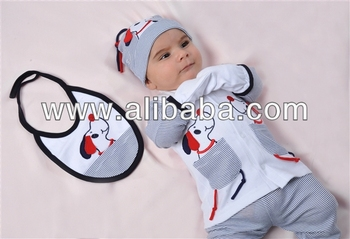 Baby Boy Newborn Clothes Infant Clothing Set Of Turkish Origin