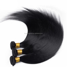 Wholesale Brazilian Hair Weave Silk Straight Extension 3 Bundles Original Brazilian Human Hair