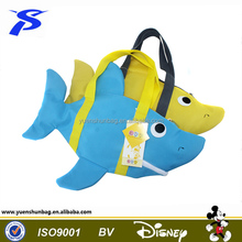 <strong>fashion</strong> and cute children fish shoulder bags
