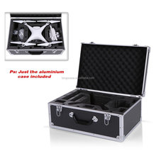Waterproof New DJI Phantom 4 Quadcopter aluminum case / Phantom 4 case With Foam