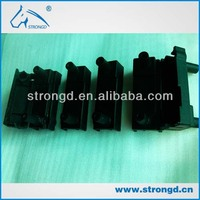 ABS Plastic Prototype Parts by Silicon Moulding for Low Volume
