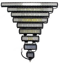 Led light bars Warehouse in Europe Australia fastest cheap shipping all size led light bar 120w 126W 240W 288W 300w