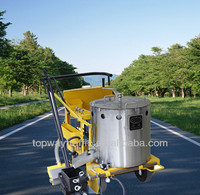 Hand-guided Equipment for Thermoplastic Road Markings