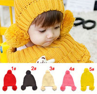 Hot saling soft winter baby hat baby girl hat