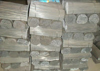cuted galvanized wire