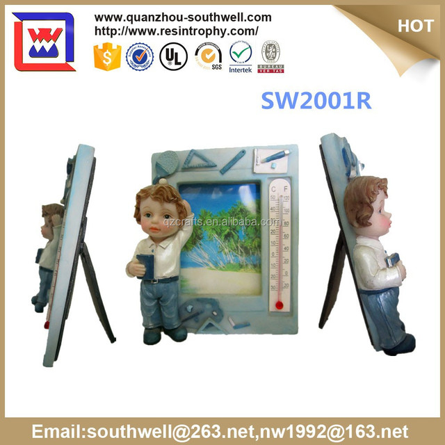 resin ornate picture frames and 3d picture frame and photo frames for home decoration