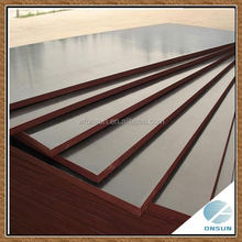 best price high quality wpc pvc film faced plywood in sale