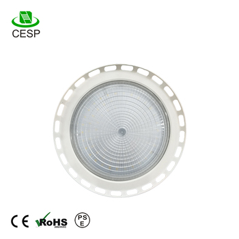 IP65 waterproof E39 100W 150W 200W ufo led high bay light fixture with 120lm/w and 5 years warranty
