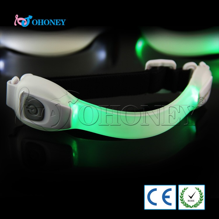 Popular reflective armband custom led armband sport armband
