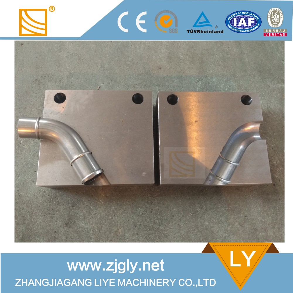 MO-003 Bar bending machine use custom made pipe mould and die