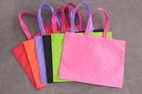 Promotional Cheap Custom Foldable Shopping Recycle PP Non Woven Bags Manufacturer