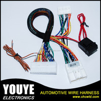 Car Verna wire harness and cable